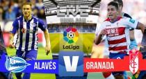 Resultado Alavés vs Granada en vivo online en La Liga 2016