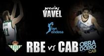 Real Betis-Obradoiro: Duelo de iguales en San Pablo