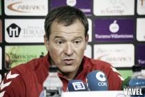 """Ángel Viadero: """"Estábamos en casa, espectacular la afición"""""""