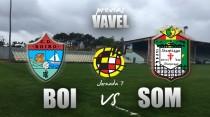 CD Boiro - UD Somozas: derbi para no pasar apuros