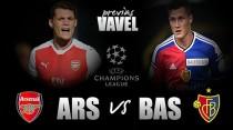 El Arsenal quiere arrancar en Champions