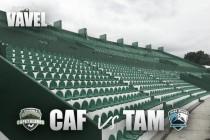 Previa Cafetaleros - Tampico Madero: duelo de sótano