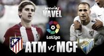 Atlético de Madrid - Málaga CF: curarse las heridas