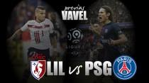 Previa Lille - PSG: los de Emery quieren meter presión