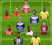 Ligue 2 : Equipe Type de la 29ème journée