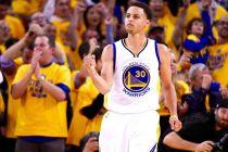 Houston no pudo con Curry; Golden State al frente