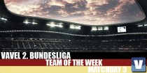 VAVEL's 2. Bundesliga Team of the Week - Matchday 3: Goals galore before international break