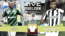 Deportivo Cali vs Nacional en vivo online (0-0)