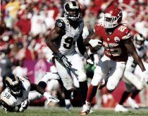 Los Chiefs vapulean a los Rams con un gran despliegue ofensivo