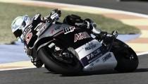 Moto 2, l'ultima pole della stagione è di Zarco. Prima fila per Morbidelli, gran 4^ per Pasini