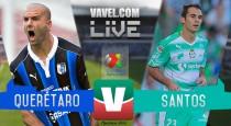 Previa Querétaro - Santos: Gallos va en busca de la victoria