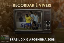 Recordar é viver: no último Brasil x Argentina do Mineirão, muita polêmica e empate sem gols