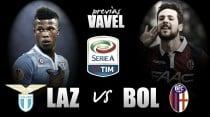 Previa Lazio - Bologna: ilusionar de tres en tres