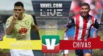 Partido América vs Chivas en vivo en Copa MX hoy (0-0)