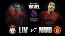 Liverpool e Manchester United medem forças no primeiro clássico da temporada