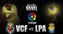 Previa Villarreal CF - UD Las Palmas: más que tres puntos