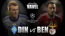 Champions League - Dinamo Kiev e Benfica, imperativo vincere
