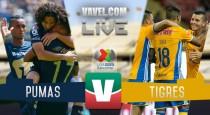 Previa Pumas - Tigres: por la clasificación