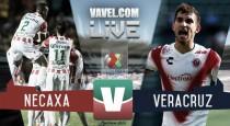 Necaxa vs Veracruz EN VIVO ahora (2-1)