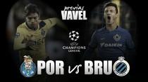 Previa FC Porto - Brujas: último tren a Europa 2.0