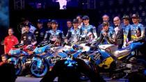 Estrella Galicia 0,0 Marc VDS Racing unveil four elite teams in Madrid