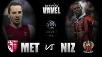 Previa FC Metz - OGC Nice: duelo de sensaciones