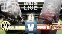 Resultado Borussia Dortmund - Unión Berlín en vivo online en DFB Pokal 2016
