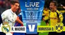 Real Madrid - Borussia Dortmund, Champions League 2016/17 risultato finale 2-2