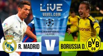 Real Madrid x Borussia Dortmund ao vivo online pela Champions League (1-0)