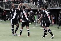 Após vitória contra o Bragantino, Vasco precisa de dois pontos para garantir o acesso