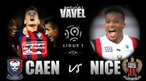 Previa SM Caen-OGC Niza: el Niza quiere seguir soñando
