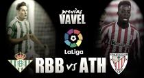 Real Betis - Athletic: fieras en lucha por diferentes objetivos