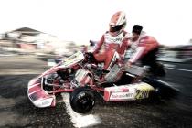 Europeu de Kart começa na Itália e Caio Collet mostra confiança