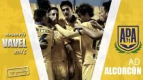 Anuario VAVEL 2016: AD Alcorcón, el año de un sueño roto