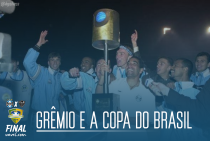 Pioneiro e quebrador de recordes: o casamento entre Grêmio e Copa do Brasil