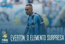 Everton Cebolinha, o último tempero da receita tricolor