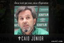 Caio Júnior: referência no esporte e um exemplo de profissional