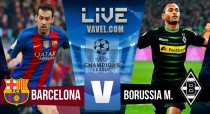 Resultado Barcelona x Borussia Monchengladbach pela Champions League (4-0)