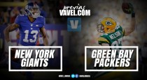 Querendo superar freguesia recente, Packers recebe Giants no Lambeau Field