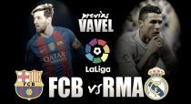 Previa Barcelona - Real Madrid: dos titanes en busca de redención