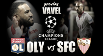 Previa Olympique Lyon - Sevilla FC: All in