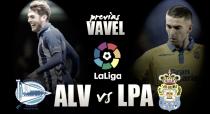Previa Deportivo Alavés - Las Palmas: las revelaciones se miden en Mendizorroza