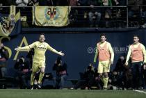 Sansone y Soriano, máximos goleadores del submarino.
