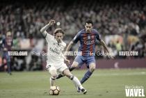 """Luka Modric: """"Meter un gol así en el Clásico es como una victoria"""""""