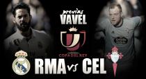 Previa Real Madrid CF - Celta de Vigo: volver a empezar