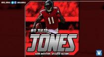 Super Bowl LI: conheça Julio Jones,wide receiver do Atlanta Falcons