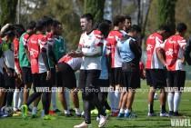 """Héctor Mancilla: """"Cada día me siento mejor física y futbolísticamente"""""""