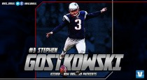 Super Bowl LI: conheça Stephen Gostkowski, kicker do New England Patriots