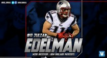 Super Bowl LI: conheça Julian Edelman, wide receiver do New England Patriots