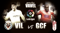 Previa Villarreal CF - Granada: a olvidar el derbi